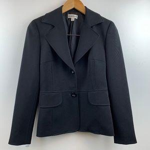 BEBE Black Jacket Size 2